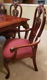 Dining Chair Captain Profile
