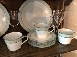 Noritake China- service for 16 plus serving pieces