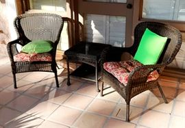 3-piece patio set