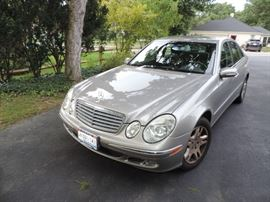 ESTATE ADDED A 2003 Mercedes-Benz 4D ONE OWNER with 109K Miles  - VERY CLEAN CONDITION!