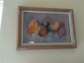 Elizabeth Terrell - $1000 listed painter