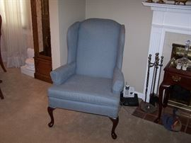THE OTHER WING CHAIR