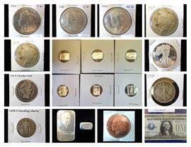 Coins / Silver