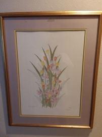 Floral Bouquet by Moran