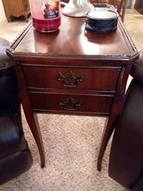 Beautiful small end table
