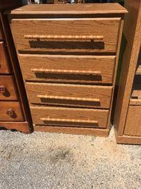 Antique dresser 10.00