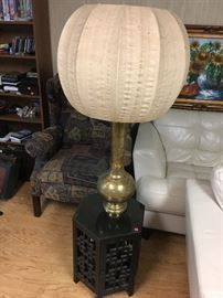 Mid century Foreign Lamp was $80 now $20