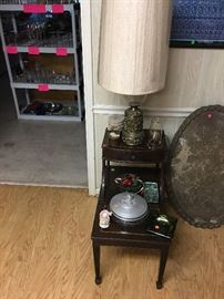 End table 5.00 lamp 5.00