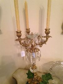 Lovely candelabra