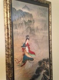 More Asian art