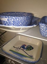 Los Angeles Potteries ovenware