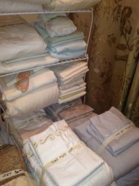 Sheets and other linens