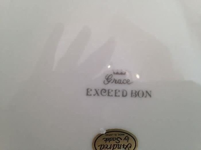 """Grace"" Exceed Bon by Andrea"