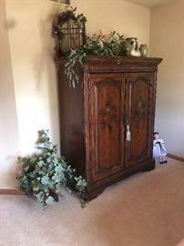 Beautiful wardrobe cabinet