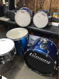 Vintage Accent Drums by Ludwig