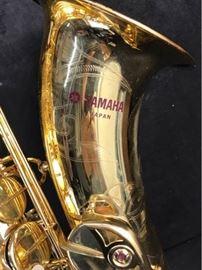 Vintage Yamaha Tenor Sax