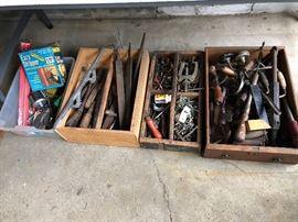 Vintage tools!