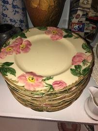 Vintage Fransician Apple Blossom