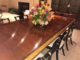 Baker - Historic Charleston -  Dining Table & Chairs