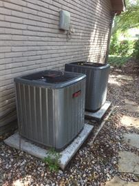 Brand new 3 1/2 Ton HVAC Systems