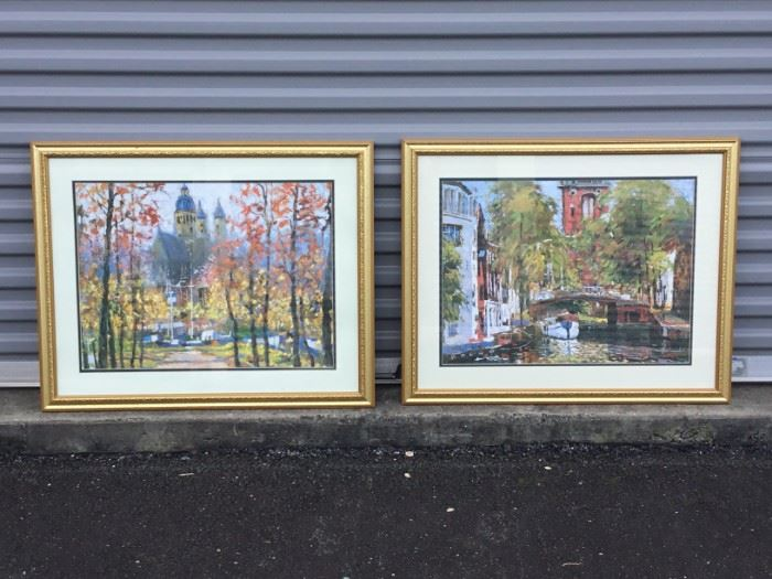 Framed Artwork https://ctbids.com/#!/description/share/53239