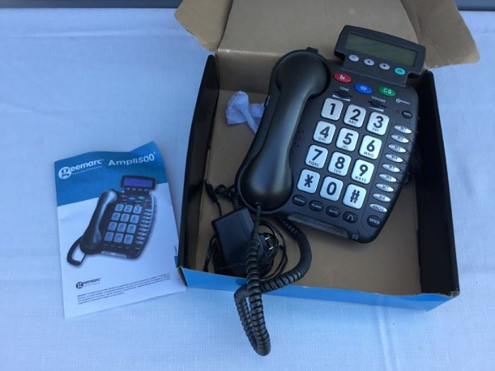 Phone System with Manual https://ctbids.com/#!/description/share/53247