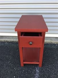 Side Table with Front Drawer https://ctbids.com/#!/description/share/53166