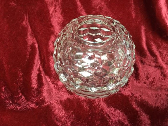 Fostoria Crystal Votive Candle Dish https://ctbids.com/#!/description/share/53025