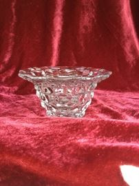 Fostoria Crystal Bon-Bon & Dip Dish https://ctbids.com/#!/description/share/53354
