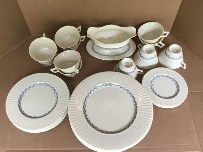 "Lenox ""Priscilla"" Pattern Set  https://ctbids.com/#!/description/share/53073"