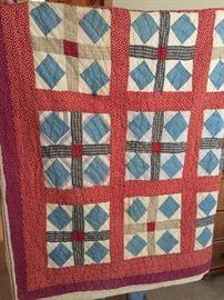 Older quilt.