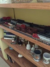 Trains and trains