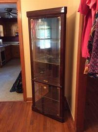 Great curio cabinet