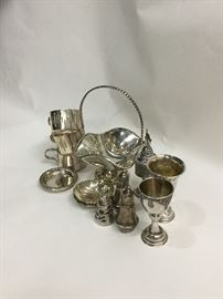 Sterling and Silverplated Judaica Collection http://www.ctonlineauctions.com/detail.asp?id=764772