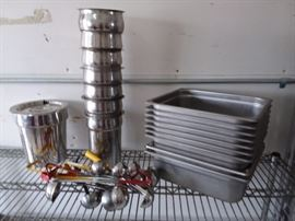Stainless Food Storage Containers