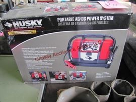 16 husky power system