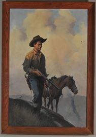2 Western Illustrations