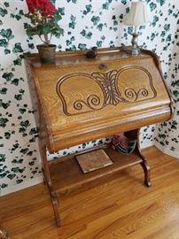 Another wow! Q-T-Pie Antique Secretary Desk.