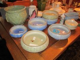 Sebastiano Maglio Haeger pottery