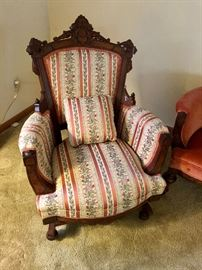 Outstanding Eastlake chairs and sofa