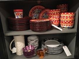 222 Fith, Kate Spade and Wedgwood China