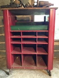 Mechanical Equipment and Metal Cabinet https://ctbids.com/#!/description/share/53379