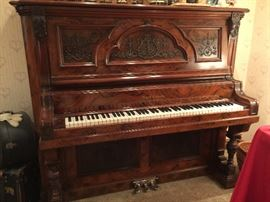 GORGEOUS BUSH & GERTS PIANO