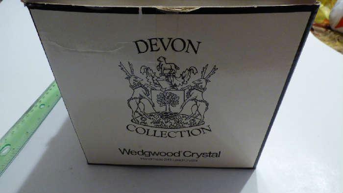 Wedgwood Crystal