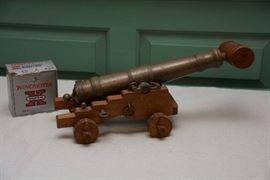 Cannon Signal