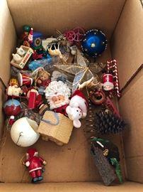 Vintage Ornaments, Avon Ornaments