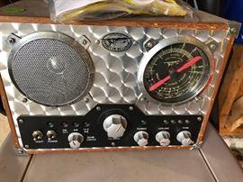 Spirit of St Louis radio
