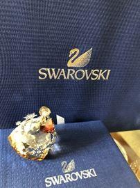 Swarovski Crystal figurine Christmas Angel