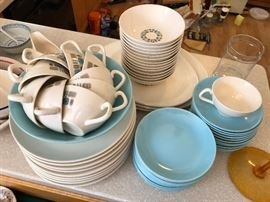 Mid Century Dishes