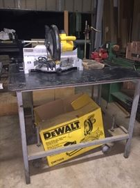 DeWalt Miter Saw (new with box)
